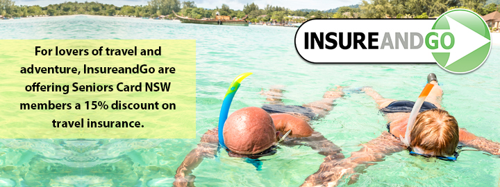 Go To Go Insurance >> Travel Offers From Our Partner Insure And Go Seniors Card