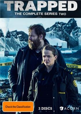 Win a copy of Trapped: The complete series two on DVD