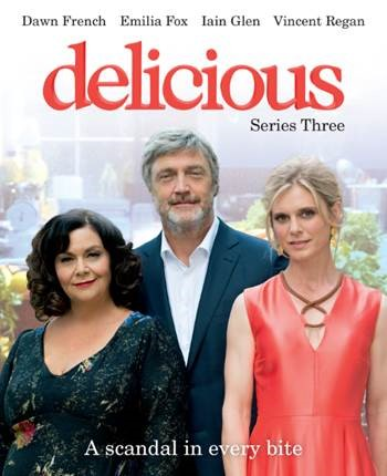 Win a copy of Delicious series three on DVD