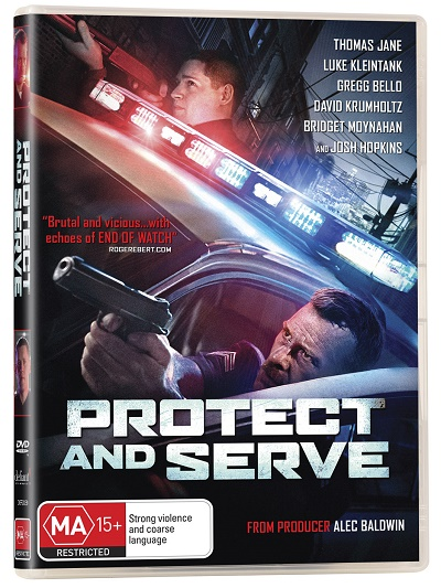 Win a copy of Protect and Serve on DVD