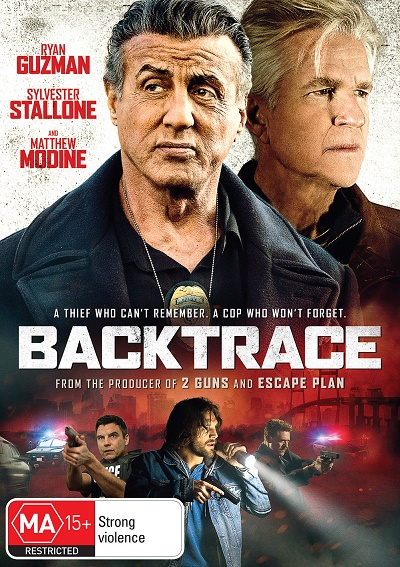 Win a copy of Backtrace on DVD