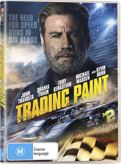 Win a copy of Trading Paint on DVD