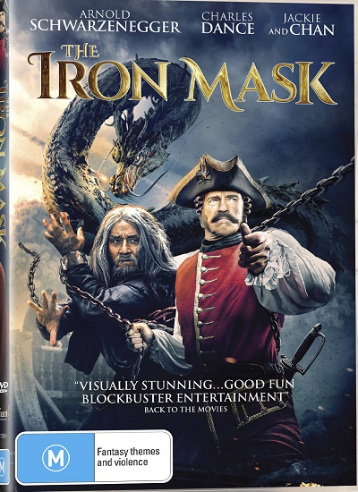 Win a copy of The Iron Mask on DVD
