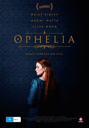 Win a double pass to see Ophelia