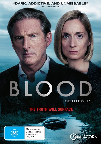 Win a copy of Blood series 2 on DVD