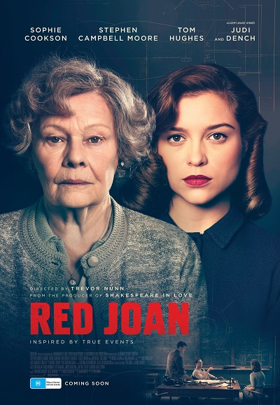 Win a double pass to see Red Joan