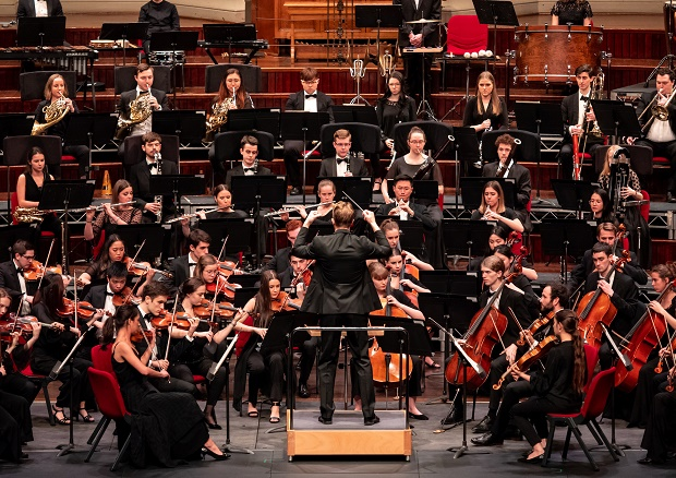 Win a double pass to see the Australian Youth Orchestra's concert