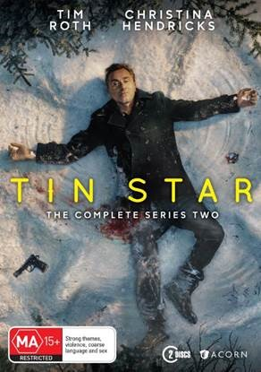 Win a copy of Tin Star: The complete series two on DVD
