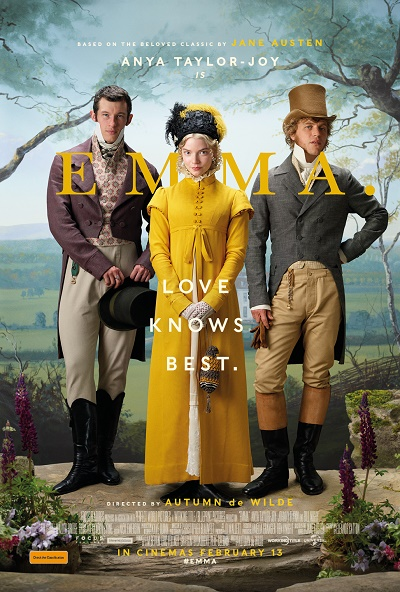 Win a double pass to see Emma
