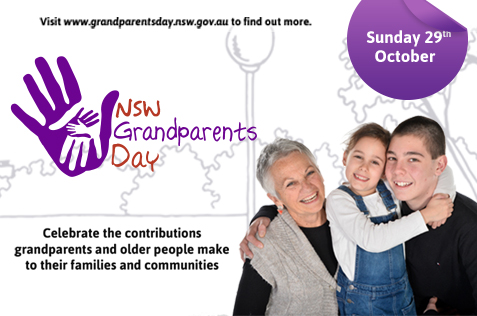 2017 NSW Grandparents Day