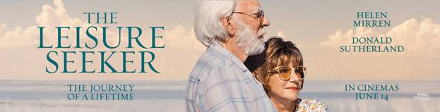 Win a double pass to see The Leisure Seeker