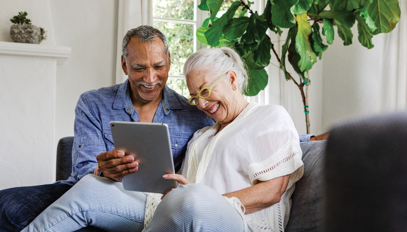 Increase your digital knowledge with Tech Savvy Seniors