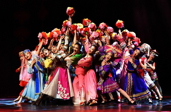 Win a double pass to see Beijing Golden Sail Arts Troupe