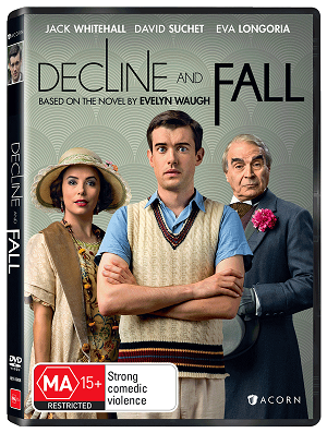 Win a copy of Decline and Fall on DVD
