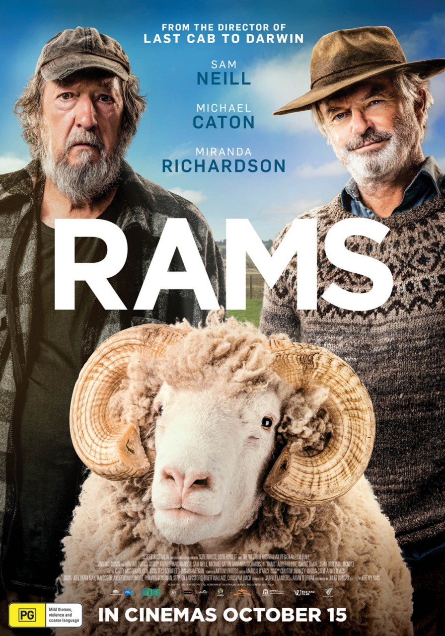 Win a double pass to see RAMS
