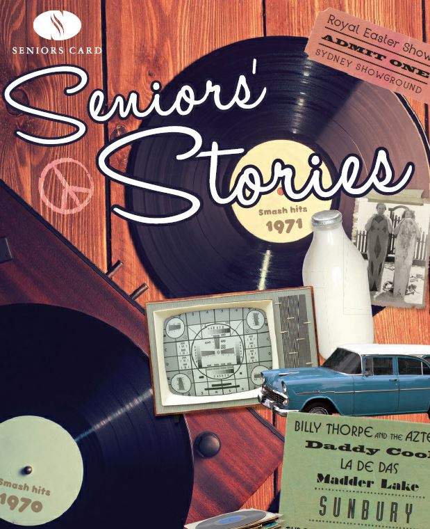 Seniors' Stories Volume 1